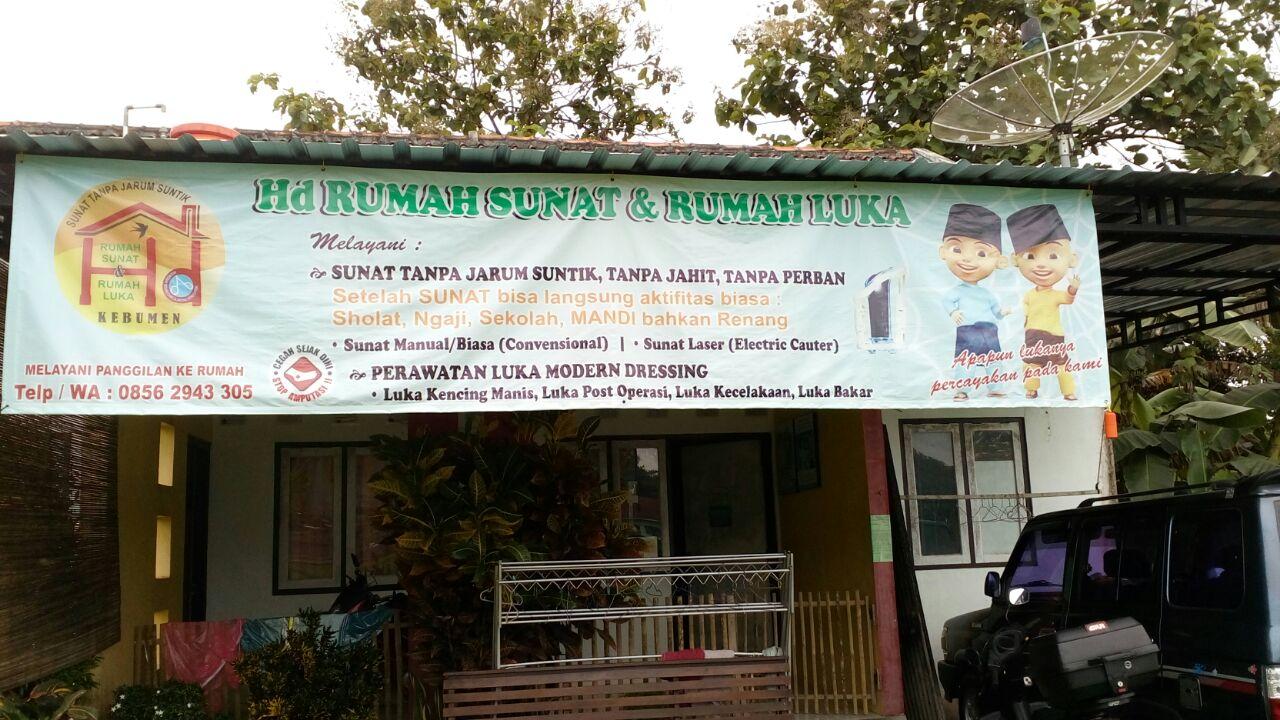 Kebumen 2015 Khitan tanpa nyeri tnpa jarum suntik dan perban
