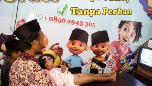 Kebumen Indonesia khitan modern indonesia